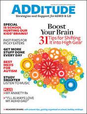 ADDitude Magazine Image